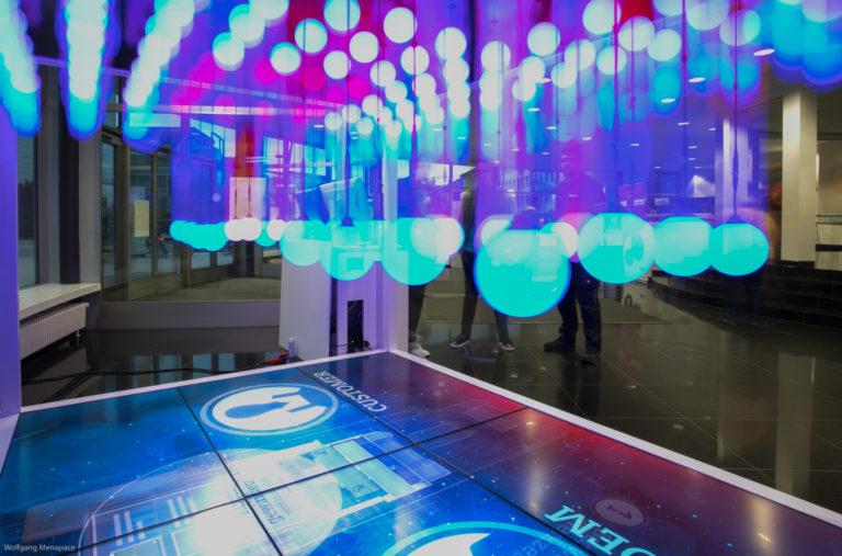 SIEMENS präsentierte sich im Himbeerpalast, Foto: Siemens-Fotogruppe - Wolfgang Menapace