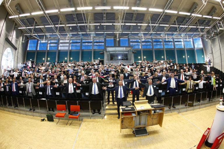 10. Wissenschaftstag an der Universität Bayreuth, Foto: Peter Kolb