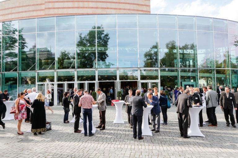Ratsempfang beim 11. Wissenschaftstag 2017 in Bamberg, Foto: Hoch