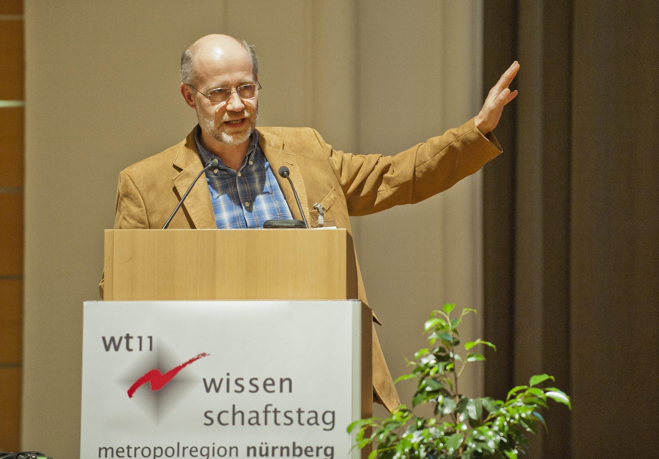 1. Hybrider Wissenschaftstag in Ansbach